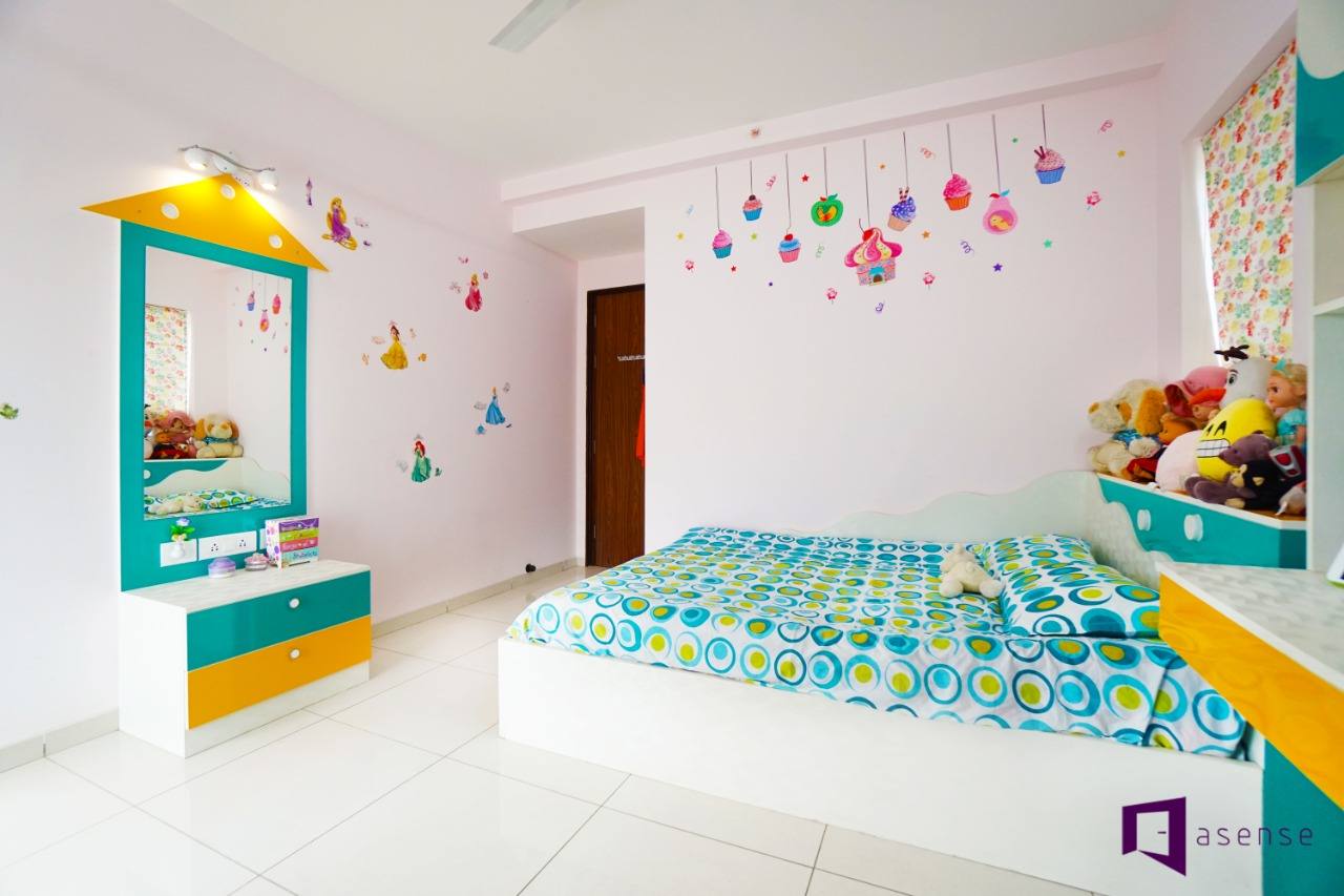How to Choose the Right Colors for Your Children's Rooms