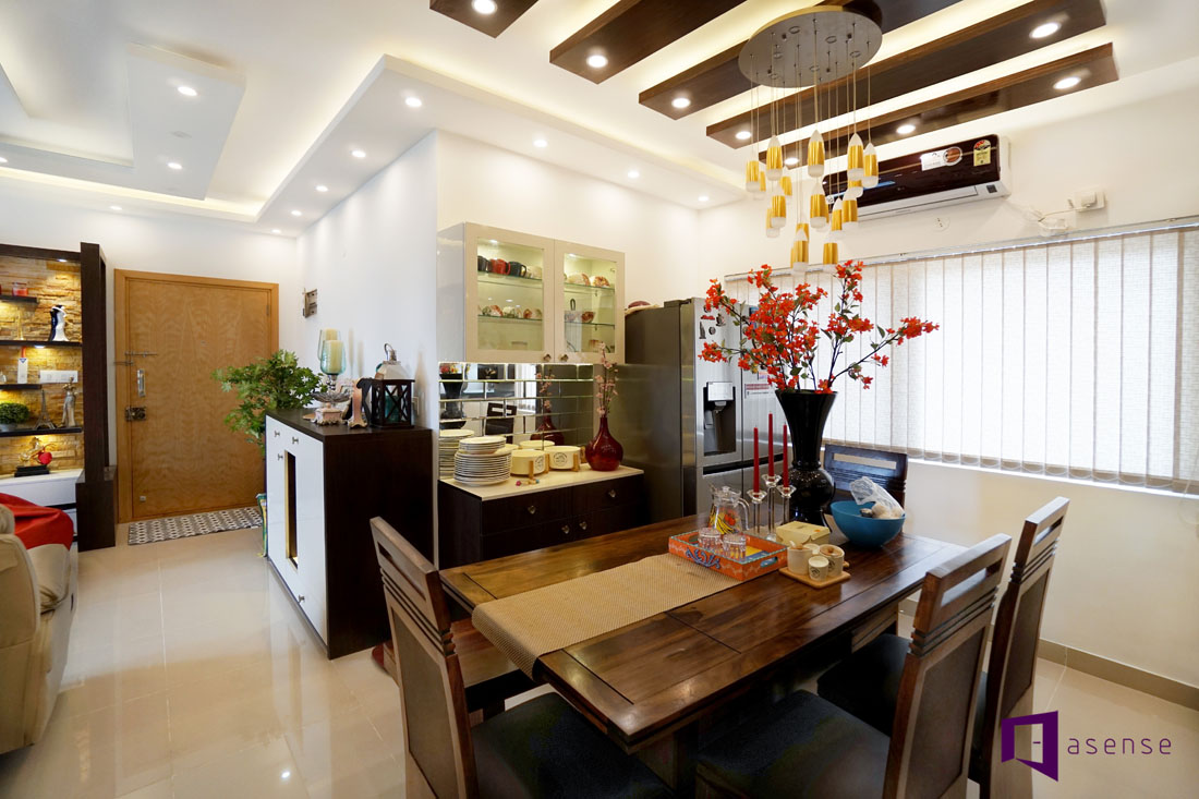 Dinning Room Design Bangalore